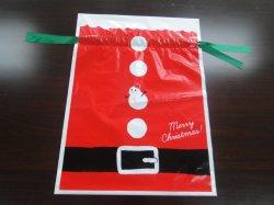 Custom Printing Waterproof HDPE/LDPE Promotional Gift Sports Gym Backpack Bags