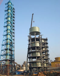 FRP / GRP/ Gfrp / Fiberglass Scrubber for Environmental Protection