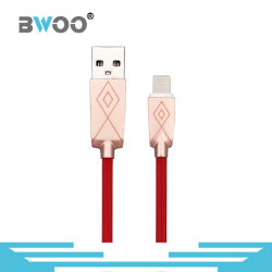 High Quality USB Data Cable with Lighting Micro Type-C Pin