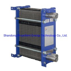 Gasket Plate Heat Exchanger for Water to Water Heat Transfer