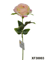 Artificial/Plastic/Silk Flower Single Stem of Rose (XF30003)