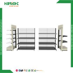 Big Chain Shop Supermarket Gondola Rack Display Shelf