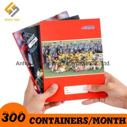 Factory Wholesale A4/A5 Glue Binding School Notebook for Africa