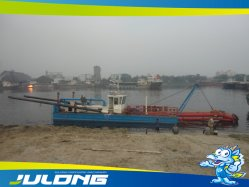 High Quality Customized Sand Pump Cutter Suction Dredger Machine for Sale