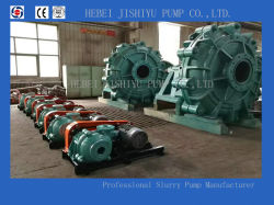 Heavy Duty Wear Resistant Slurry Pump in Steel Plant