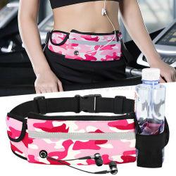Multifunction Outdoor Running Fitting Belt, Fashion Sports Waist Bag