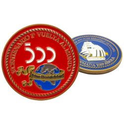 Manufacturer Wholesale High Quality 3D Metal Craft Soft Enamel Challenge Coins Custom Personalized Corporate Promotion Gift Souvenir Coins with Design