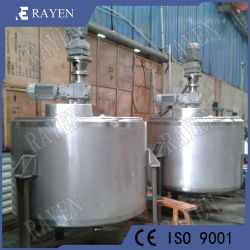 Sanitary Stainless Steel Competitive Supplier Cone Agitator Tank Chinese China Zhengzhou Slurry