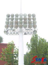 Senfa IP65 LED Flood Light High Pole Lamp LED High Mast Light for Sports Stadiums