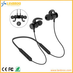 f6abf0b09bf Wireless Bluetooth Magnetic Headset Ipx7 Water-Resistant Neck Style for  Gym/Biking/Cycling