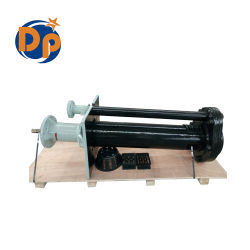 65qr Large Capacity Rubber Lined Vertical Submersible Slurry Pump for Sump, Centrifugal Pump