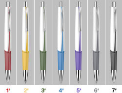 Promotion Writing Instruments Wholesale Gift Personalized Plastic Ball Pen