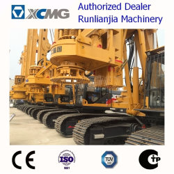 XCMG Xr400d Rotary Drilling Machine with Cummins Engine
