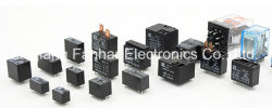 PCB Mounting Power Relay for Smart Meter