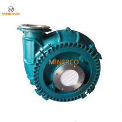 Wear Resistant High Chrome A05 Solid Slurry Sand Suction Dredge Pump for Gold