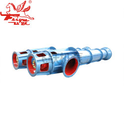 Fjl, Fgl Slurry Centrifugal Chemical Electric Vertical Axial Flow Pump