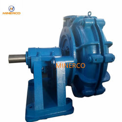 Mineral Processing 12/10 Ah Centrifugal Water Slurry Pump