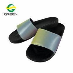 5e550fc9fef Custom Logo PVC Slide Slippers Ladies Women Slippers