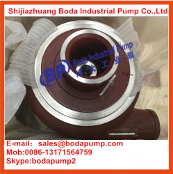 High Seal Mining Slurry Pump Parts Hs