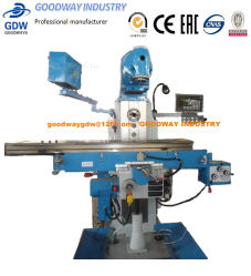 CNC Metal Universal Vertical Turret Boring Milling & Drilling Machine for Cutting Tool X5036