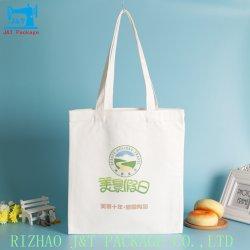 Cotton Canvas Eco Reusable Shopping Shoulder Bag Tote Letter Package Folding Bags Handbags Shopping Bags
