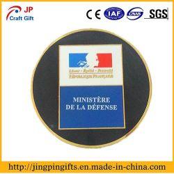 2018 Wholesale Custom Logo Metal Enamel Souvenir Badge
