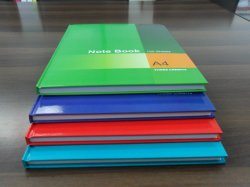 A5/A4 Premium Thick Paper Hardcover Writing Notebook