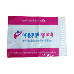 Wholesale 100% Home Tear Proof Poly Mailer Plastic Mailer Clothe Mail Shipping Packaging Bag