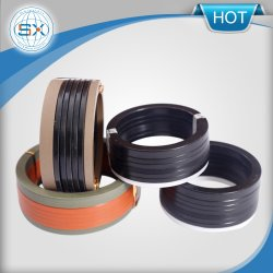 Fabric Reinforce NBR/FKM/HNBR V Packing Rod Seal