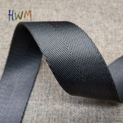 Polyester/Nylon/Polyamide/PP/Polypropylene/Cotton/Imitation Nylon/Jacquard Webbing for Bag/Backpack/Garment/Clothing Accessories, Safety Seat Belt Strap