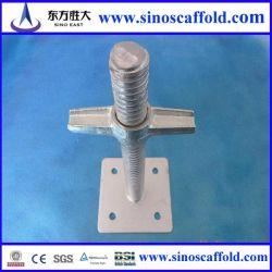 600mm Adjustable Jack Base with 150mm*150mm Plate