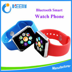 2018 Newest Colorful Waterproof Intelligent Bluetooth Smart Watch Phone for Mobile Phone