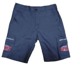 Men's Custom Cargo Shorts Workwear with Pockets