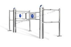 Supermarkt Swing Gate, Supermarket Entrance Gates of Rotogate, Automatic Swing Door (DR-01)