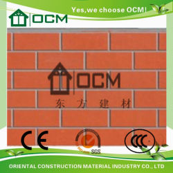 Eco-Friendly New Decoration Material Exterior Wall Cladding