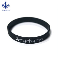 Holiday Decoration & Gift Use and Sports Theme Silicone Bracelets