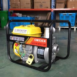Bison China 2 Inch 50mm Petrol Pump Machine Price, 4 Stroke Gasoline Water Pump Wp20, Manual Water Pumps