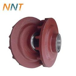 Heavy Duty Metal Wet Parts Low Volume High Pressure Slurry Pump