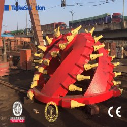 Rock Cutterhead/Coral Reef Cutterhead/Sand Cutterhead /Slurry Cutterhead for Sale