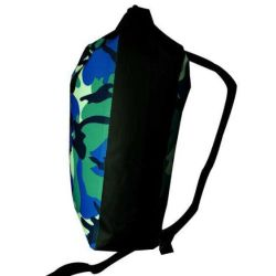 20L TPU Camou Waterproof Dry Backpack Bag for Fishing Rafting Boating