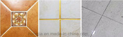 Tile Grout, Ceramic Silicone, Epoxy Resin Adhesive Glue Build Material.