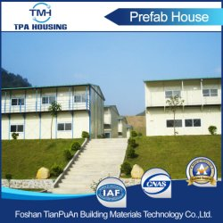Reasonable Price Customized Prefab House Made Among The Mountain
