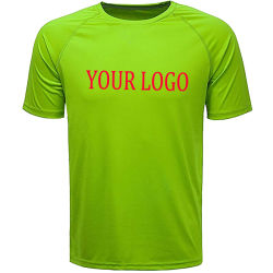 36cdbf9f High Quality Wholesale Men Custom Printing Logo Blank 100% Polyester Quick  Dry Fit Sport T