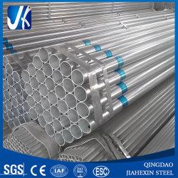 Q235 Pre Galvanized Welded Round Steel Gi Pipe