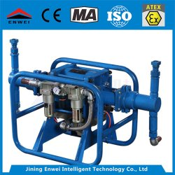 2zbq Pneumatic Concrete Injection Grouting Machine for Waterproofing