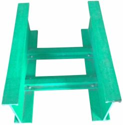 Galvanized Steel Perforated Cable Tray Ladder Support Bridge Sizes for Factory