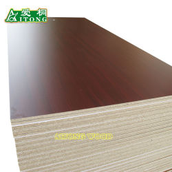 Particle Board/Chipboard/Wood Ply Wood Melamine Laminated Board Price