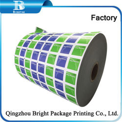 Printing Aluminium Foil Laminated Paper for Wet Wipes Packaging