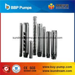 Stainless Steel Deep Well Pump, DC Solar Pump