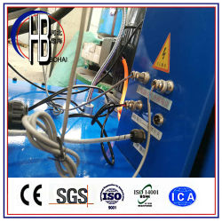 """Hot Sale Hydraulic Hose Crimping Machine up to 1 1/2"""" Hose Finn Power Style Hh102"""